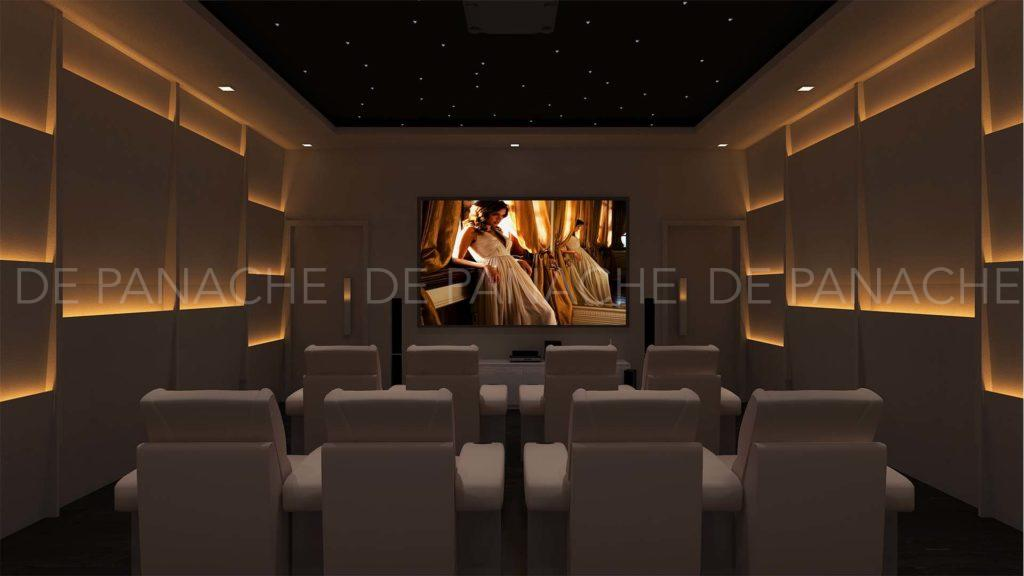 Amritsar Villa Movie Theatre