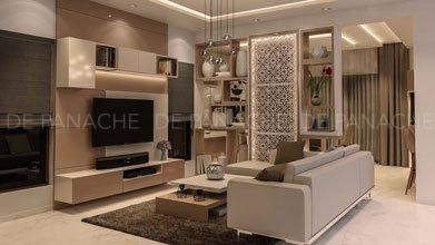 Villa at Whitefield | Famous Interior Designers