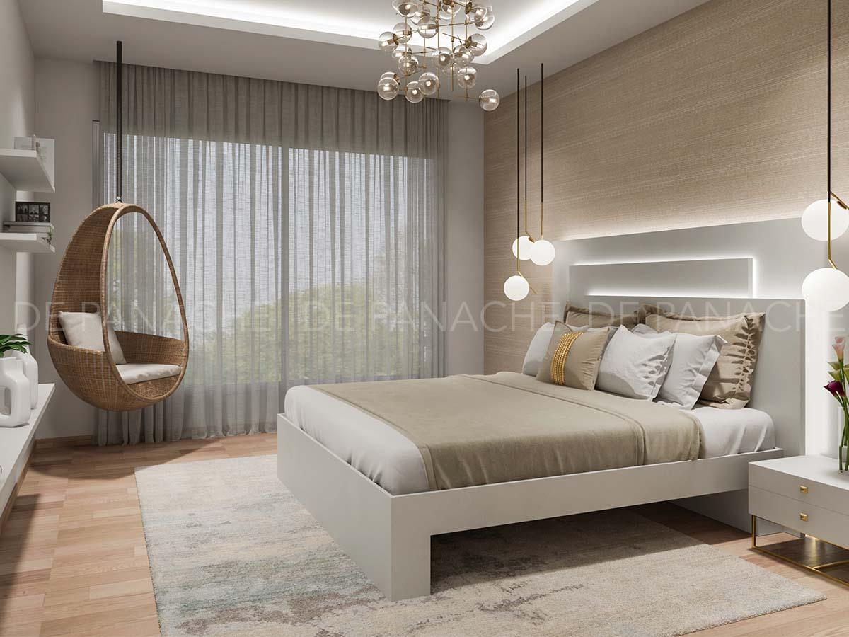 Know more about De Panache interior Designers