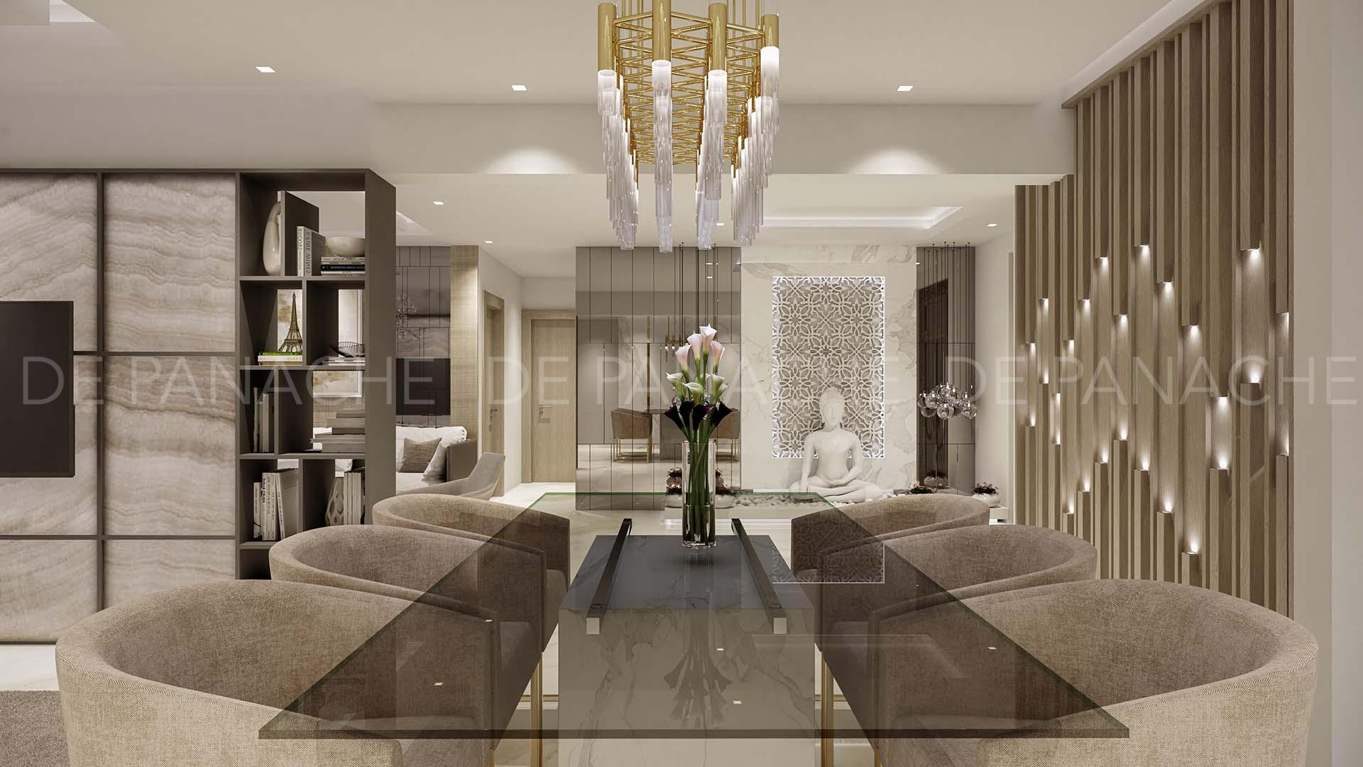 . De Panache  The Best Interior Designer Company in Bangalore   De